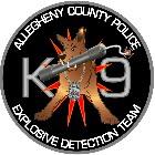 ACPD EOD K-9 actual